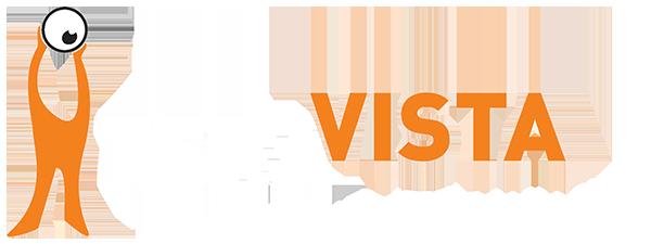 Logo Teravista bianco